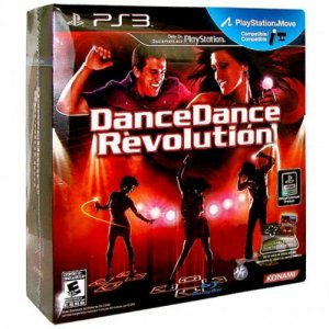 DanceDanceRevolution: New Moves per PlayStation 3