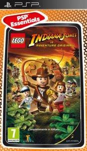 LEGO Indiana Jones: Le Avventure Originali per PlayStation Portable