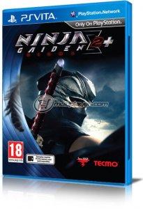 Ninja Gaiden Sigma 2 Plus per PlayStation Vita