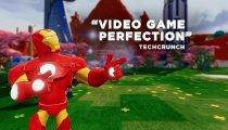 Disney Infinity 2.0: Marvel Super Heroes - Trailer con i riconoscimenti