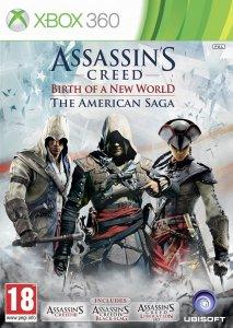 Assassin's Creed: Birth of a New World - The American Saga per Xbox 360