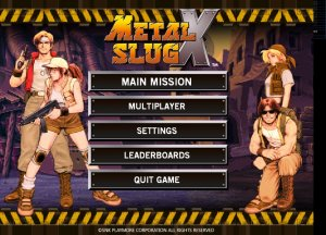 Metal Slug X per PC Windows