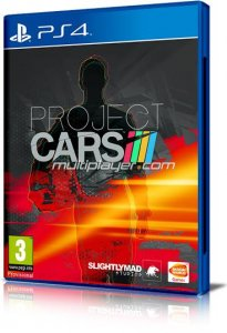 Project CARS per PlayStation 4