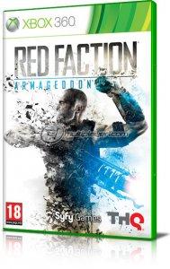 Red Faction: Armageddon  per Xbox 360