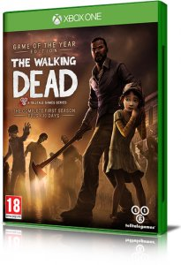 The Walking Dead - Game of the Year Edition per Xbox One