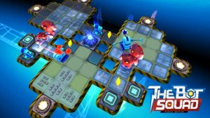 The Bot Squad: Puzzle Battles per Android