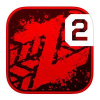 Zombie Highway 2 per iPhone