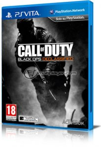 Call of Duty: Black Ops Declassified per PlayStation Vita