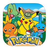 Camping Pokémon per iPhone
