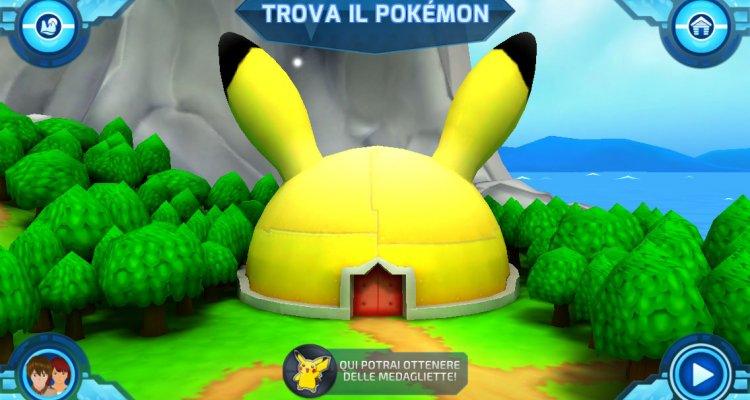 Camping Pokémon disponibile anche per Android