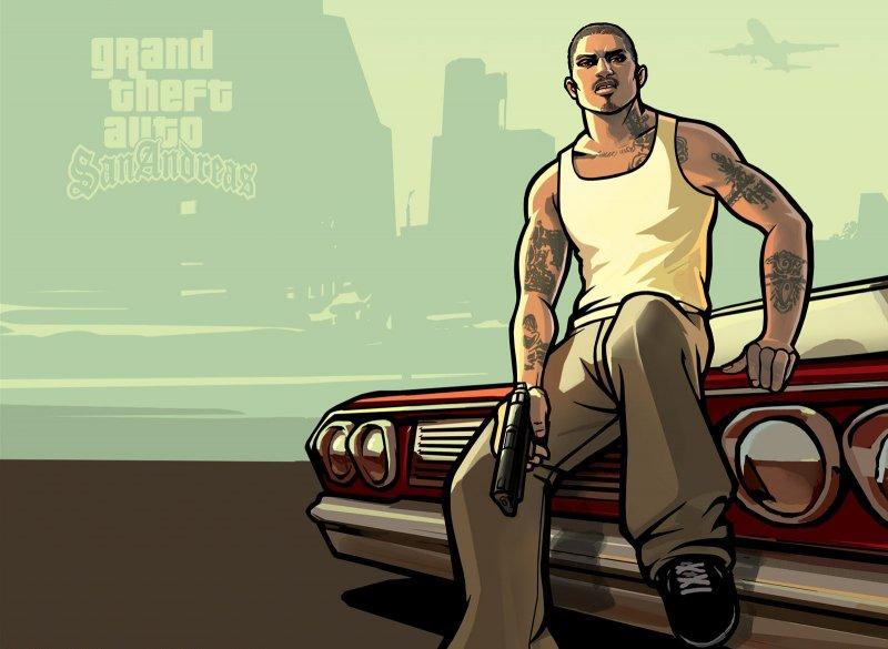 Grand Theft Auto: San Andreas è ora disponibile su PlayStation 3