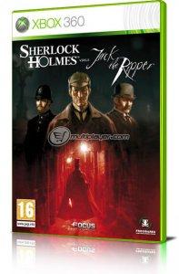 Sherlock Holmes vs Jack Lo Squartatore per Xbox 360