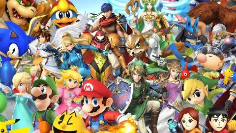 Nintendo registra un nuovo trademark per Super Smash Bros.