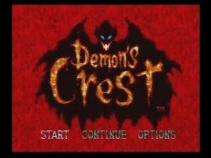 Demon's Crest per Nintendo Wii U