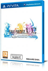 Final Fantasy X-2 HD Remaster per PlayStation Vita