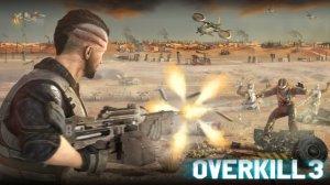 Overkill 3 per iPhone