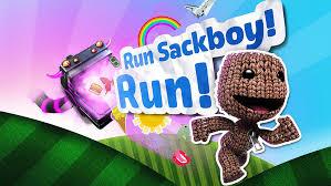 Run SackBoy! Run! per PlayStation Vita