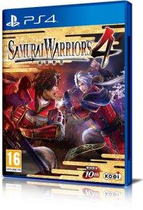Samurai Warriors 4 per PlayStation 4
