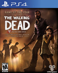 The Walking Dead: A Telltale Games Series - Season One per PlayStation 4