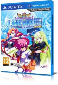 Arcana Heart 3: Love Max!!!!! per PlayStation Vita