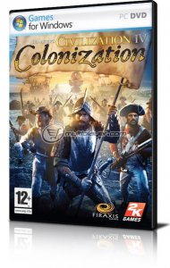 Sid Meier's Civilization IV: Colonization per PC Windows