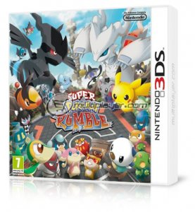 Super Pokémon Rumble per Nintendo 3DS
