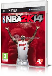 NBA 2K14 per PlayStation 3