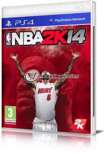 NBA 2K14 per PlayStation 4