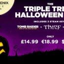 Per Halloween, Square Enix offre Tomb Raider, Thief e Murdererd: Soul Suspect a un prezzo eccezionale