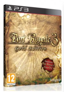 Port Royale 3 - Gold Edition per PlayStation 3