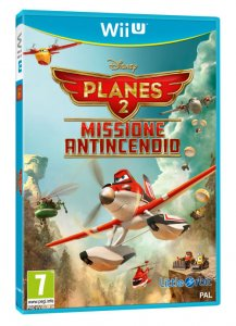 Disney Planes 2: Missione Antincendio per Nintendo Wii U