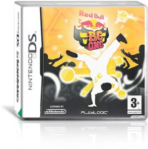 Red Bull BC One per Nintendo DS