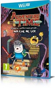 Adventure Time: Esplora i sotterranei perché... MA CHE NE SO! per Nintendo Wii U