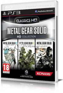 Metal Gear Solid HD Collection per PlayStation 3