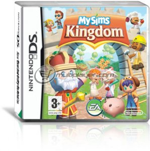 MySims Kingdom per Nintendo DS