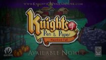 Knights of Pen & Paper +1 Edition - Trailer dell'espansione Haunted Fall
