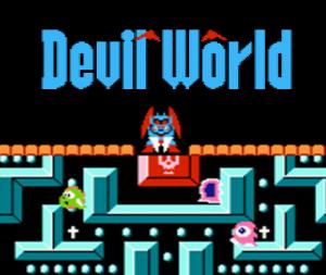 Devil World per Nintendo Wii U