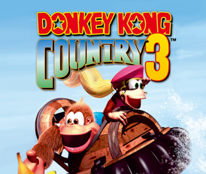 Donkey Kong Country 3: Dixie Kong's Double Trouble! per Nintendo Wii U
