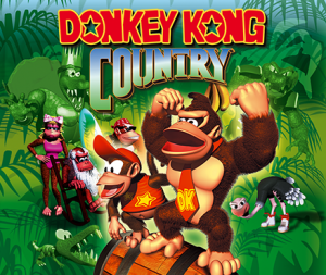 Donkey Kong Country per Nintendo Wii U