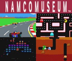 Namco Museum per Nintendo Wii U