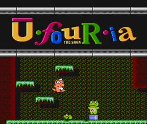 Ufouria: The Saga per Nintendo Wii