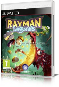 Rayman Legends per PlayStation 3