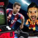 Pro Evolution Soccer 2015 - Sala Giochi