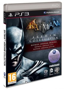 Batman: Arkham Collection Edition per PlayStation 3