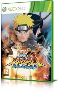 Naruto Shippuden: Ultimate Ninja Storm Generations per Xbox 360