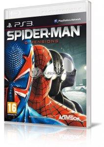 Spider-Man: Dimensions per PlayStation 3