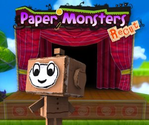 Paper Monsters Recut per Nintendo Wii U