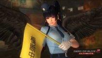 Dead or Alive 5 Ultimate - Trailer del DLC con i costumi della polizia