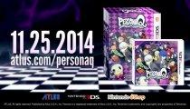 Persona Q: Shadow of the Labyrinth - Il trailer di lancio