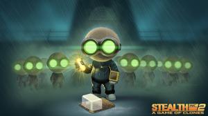 Stealth Inc. 2: A Game of Clones per Nintendo Wii U